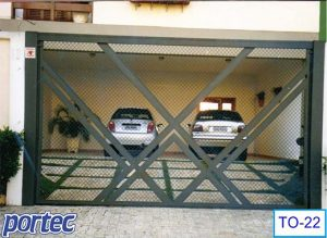 Portão Automatico em Santa Cecília